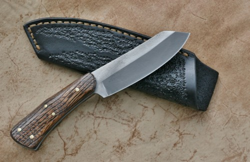 Gallery of Work C Thomas Knives