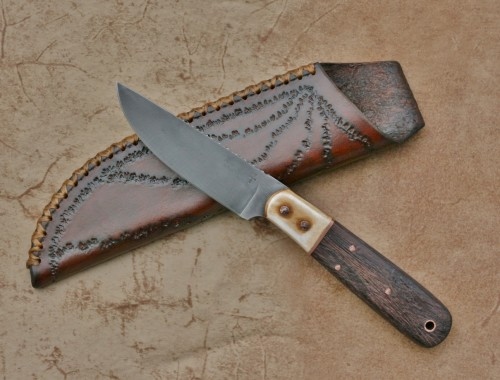 Buckskinner Knife