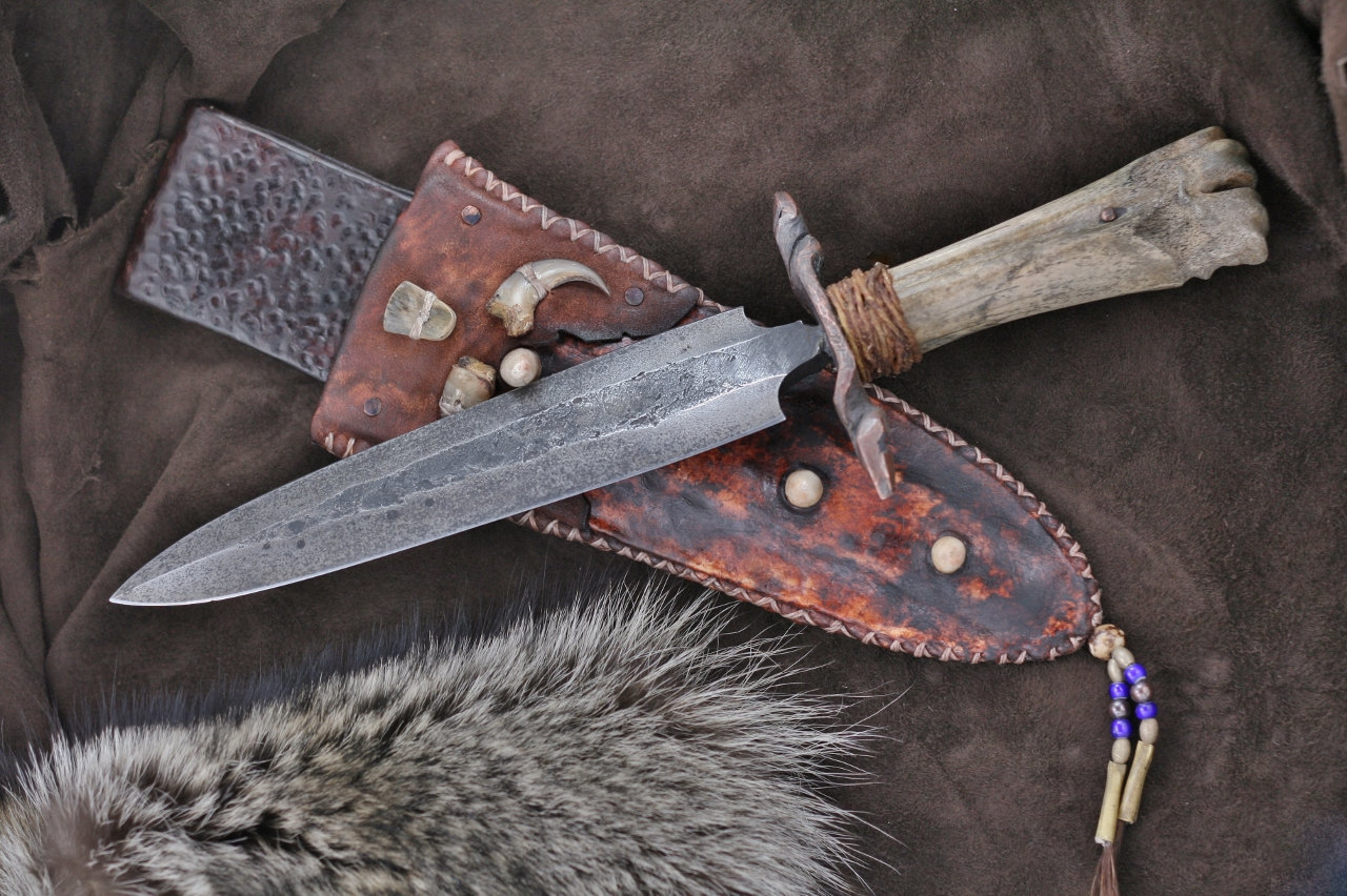 Mountain Man Knife, Bear Slayer