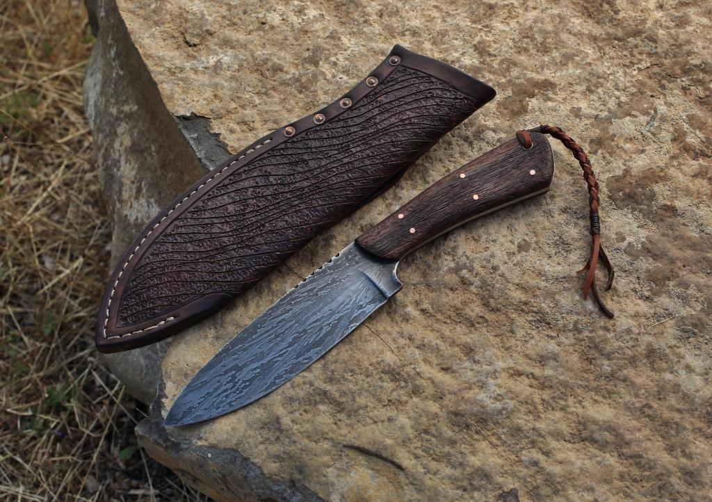 Custom Knife Maker in North Idaho C Thomas Knives